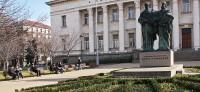 Започна ремонтът на покрива на Националната библиотека