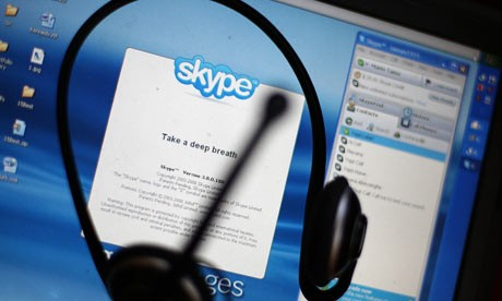 Skype-the-online-phone