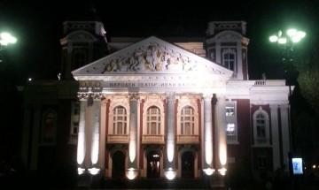 Бесовете на Калигула на сцената на Народния театър