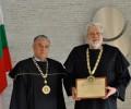 """НБУ присъжда титлата """"почетен доктор"""" на италиански професор"""