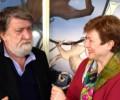 Кристалина Георгиева подкрепи министър Рашидов в Брюксел
