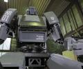 Японски робот Kuratas прави човека могъщ