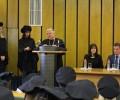 Ректорът на НБУ връчи традиционните си годишни награди