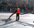 Извършват се аварийни ремонти в различни райони на София