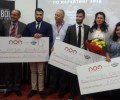 Три национални награди за студенти на НБУ