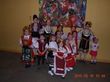 Българското училище в Чикаго отбеляза 24 май подобаващо