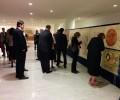 Българска картографска изложба бе открита в ООН