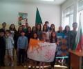 """Ученици от столичното 29 СОУ рецитираха стихотворението """"Аз съм българче"""""""