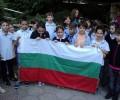 """Около 250 ученици от ЧСОУ и ДГ Дрита София рецитираха """"Аз съм българче"""""""
