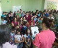 """164 ученици от Вълчедръм рецитираха """"Аз съм българче"""""""