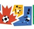 Google почита днешния финал на световното по футбол за жени