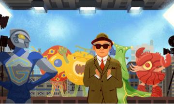 Google отбелязва рождението на японски режисьор