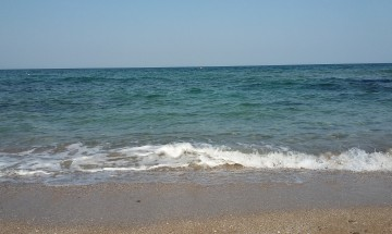 Морската вода ще е по-топла от въздуха