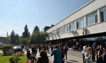 Бъдещи архитекти от НБУ откриват изложба