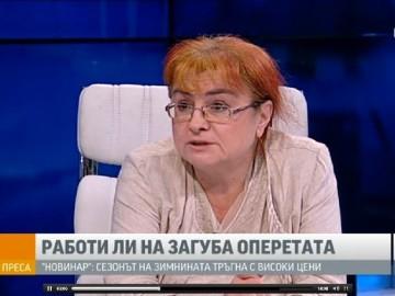 Таня Симеонова: Музикалният театър увеличи публиката си през последната година
