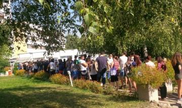 Опашки за настаняване в Студентски град се вият и в жегата