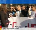 Ученически бунт в 91-ва Немска гимназия в София заради пенсиониране на любим учител