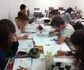 """Международен пленер """"Рисуване, живопис и стъкло"""", Созопол 2015"""