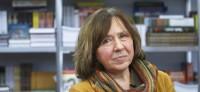 Писателка от Беларус спечели Нобеловата награда за литература
