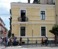 Eмилия Дворянова представя новия си роман в къщата на  Иван Вазов при Националния литературен музей