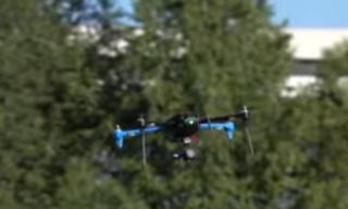 IRIS + 3D ROBOTICS
