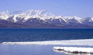 Тибет се топи от глобалното затопляне