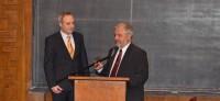 Новият ректор на Софийския университет е проф. Анастас Герджиков