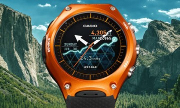 И Casio пуска умен часовник