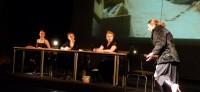 """""""Премълчано разказано"""" – нов спектакъл в театъра на НБУ"""