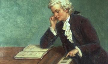 Откриха изгубена творба на Моцарт и Салиери