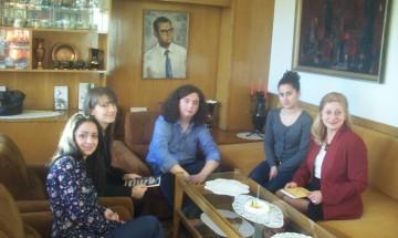 """Създава се младежка поетична група в Литературен кабинет """"Владимир Башев"""""""