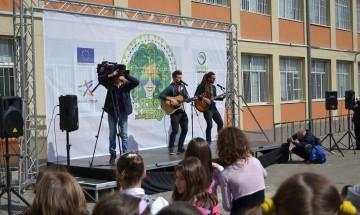 Зелената олимпиада стартира от Първа АЕГ в София
