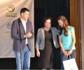 Пловдивските отличници от Зелената олимпиада получиха наградите си
