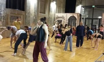 Студенти от НАТФИЗ  с участие на два фестивала  и един международен семинар в Италия