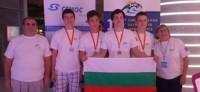 Българчета с 4 медала по информатика