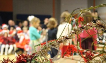 Коледен празник в Българското училище в Лайден