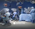 """Висококвалифицирани специалисти оперират в МБАЛ Доверие с най-модерниия метод в хирургията – робота """"Да Винчи"""""""