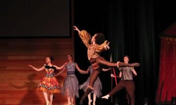 """Балет """"Екселсиор"""" от Хюстън гостува в Музикалния театър"""
