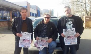 """Издателите на """"Прас прес"""": 90% от тиража е арестуван"""
