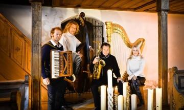 Музикантите от Quadro Nuevo за втори път в България