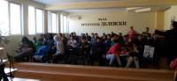 "Департамент ""Природни науки"" на Нов български университет с открити уроци по геология и околна среда в пазарджишки училища"