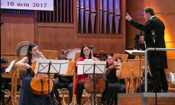 """Нов български университет е организатор на световната премиера """"Antiphona dulcis armonia"""""""