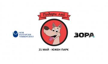 Студенти от Нов български университет даряват обич на четириноги приятели в беда