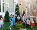 """Децата от Оряхово рецитираха """"Аз съм българче"""" с Академика БГ"""