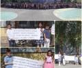 """Учениците от СУ """"Св. П. Хилендарски"""", град Дупница рецитират """"Аз съм българче"""" за шеста поредна година"""