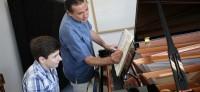 Людмил Ангелов с майсторски клас в Нов български университет през юли