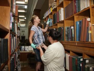 Националната библиотека е в редовна лятна профилактика