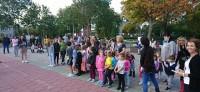 """Българчета в Лайден се състезаваха по """"лъвски"""" скок"""