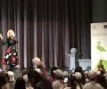 Над 400 ученици в Стара Загора аплодираха Поли Генова и Зелената олимпиада