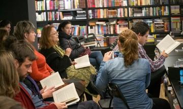 Читателски клуб отвори врати в НБУ